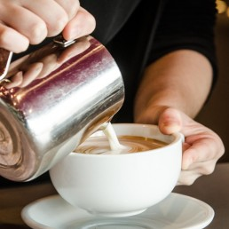 café latté2